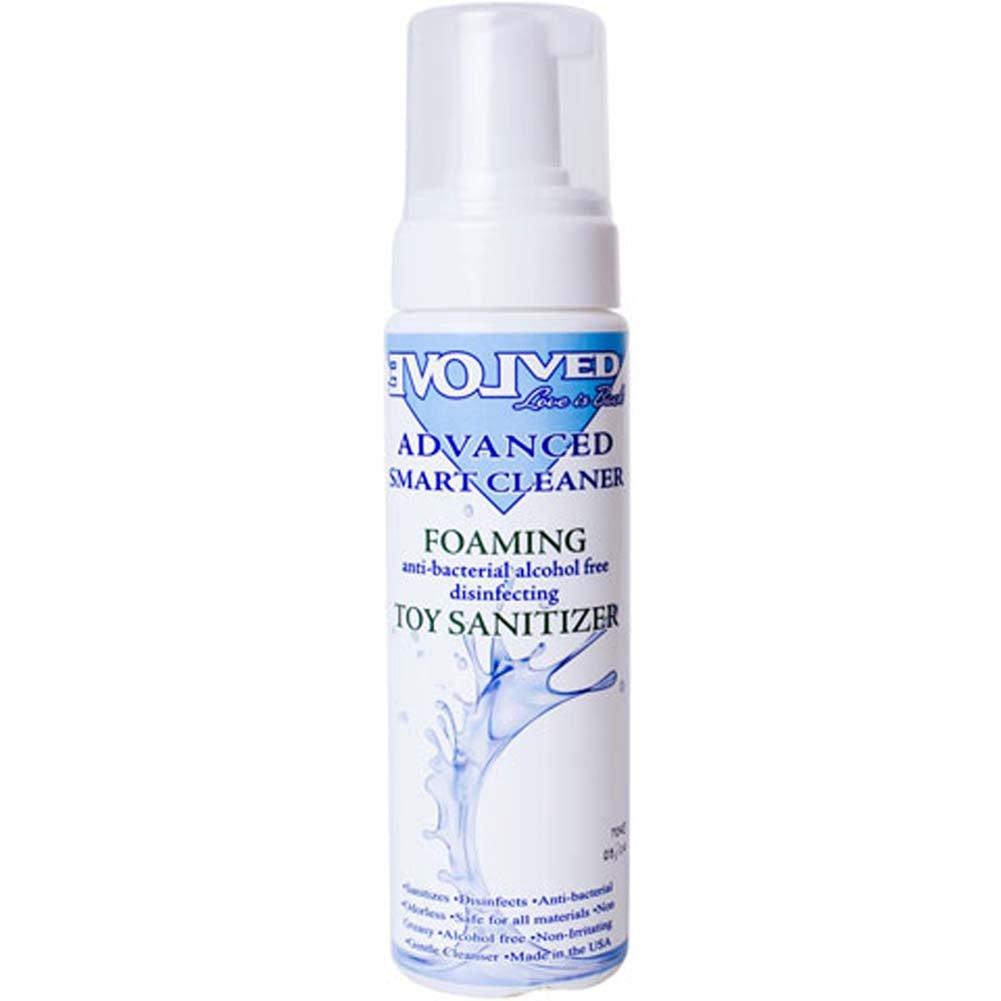 Advanced Smart Cleaner Foaming Toy Sanitizer, 8 Fl.Oz (237 mL)
