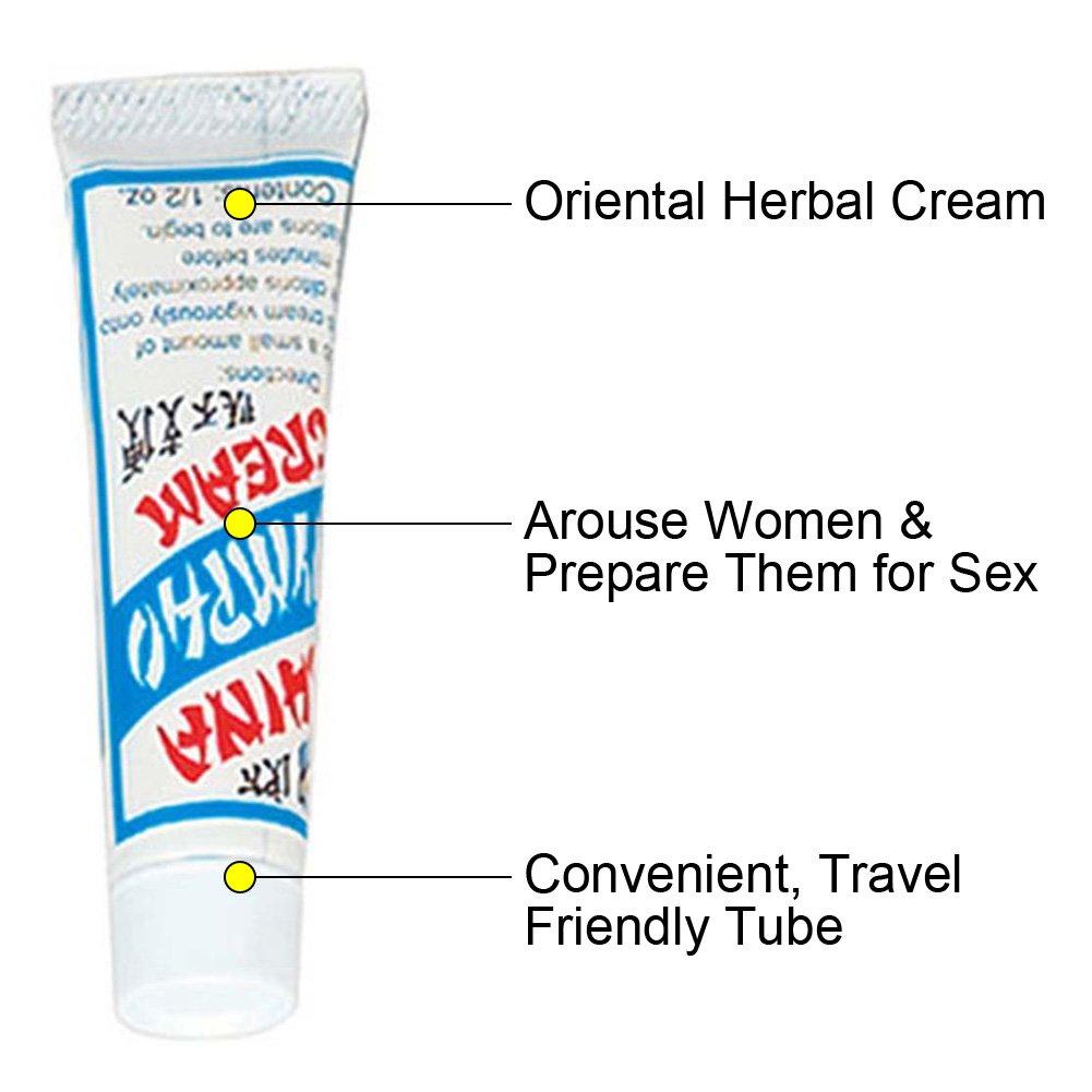 China Nympho Cream for Women, 0.5 Fl.Oz (14.8 mL) Tube