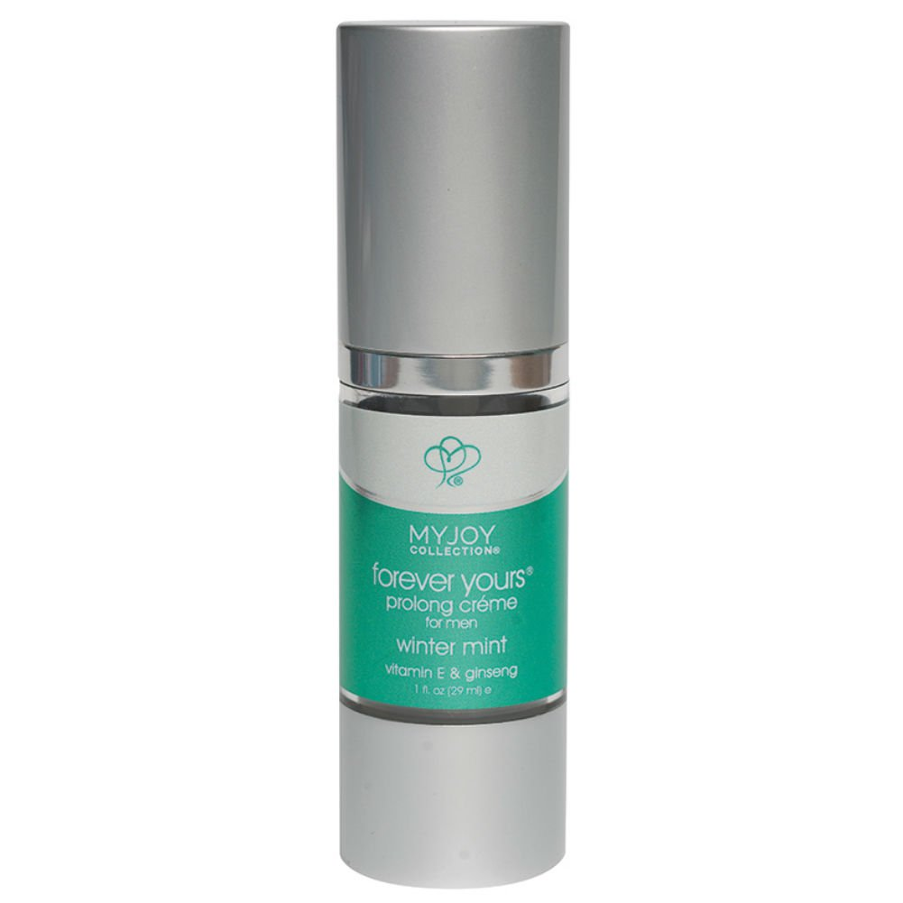 Forever Yours Prolong Cream with Ginseng, 2 Fl.Oz (60 G), Creme de Menthe