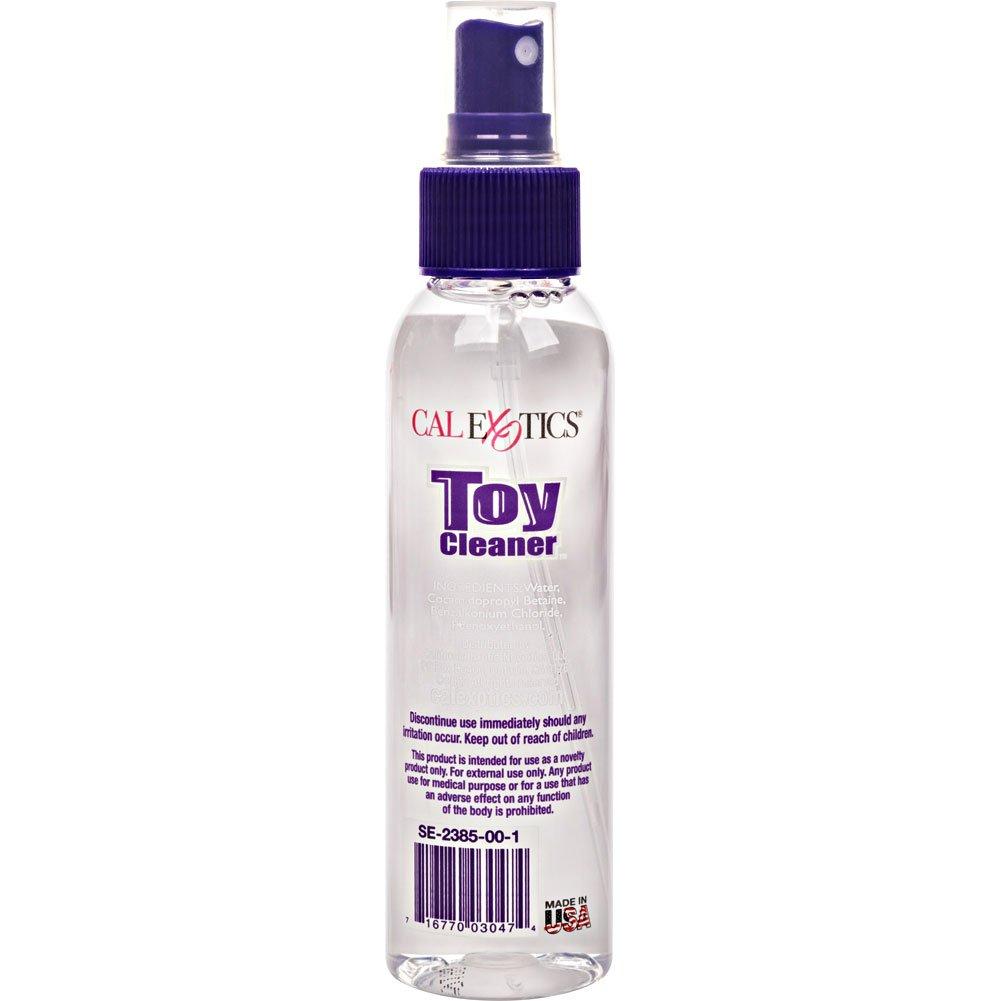 CalExotics Anti Bacterial Toy Cleaner, 4.3 Fl.Oz (128 mL)