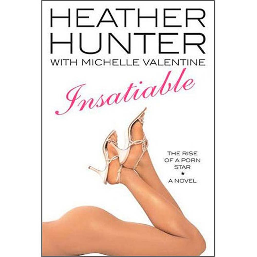 Insatiable: The Rise of a Porn Star Book