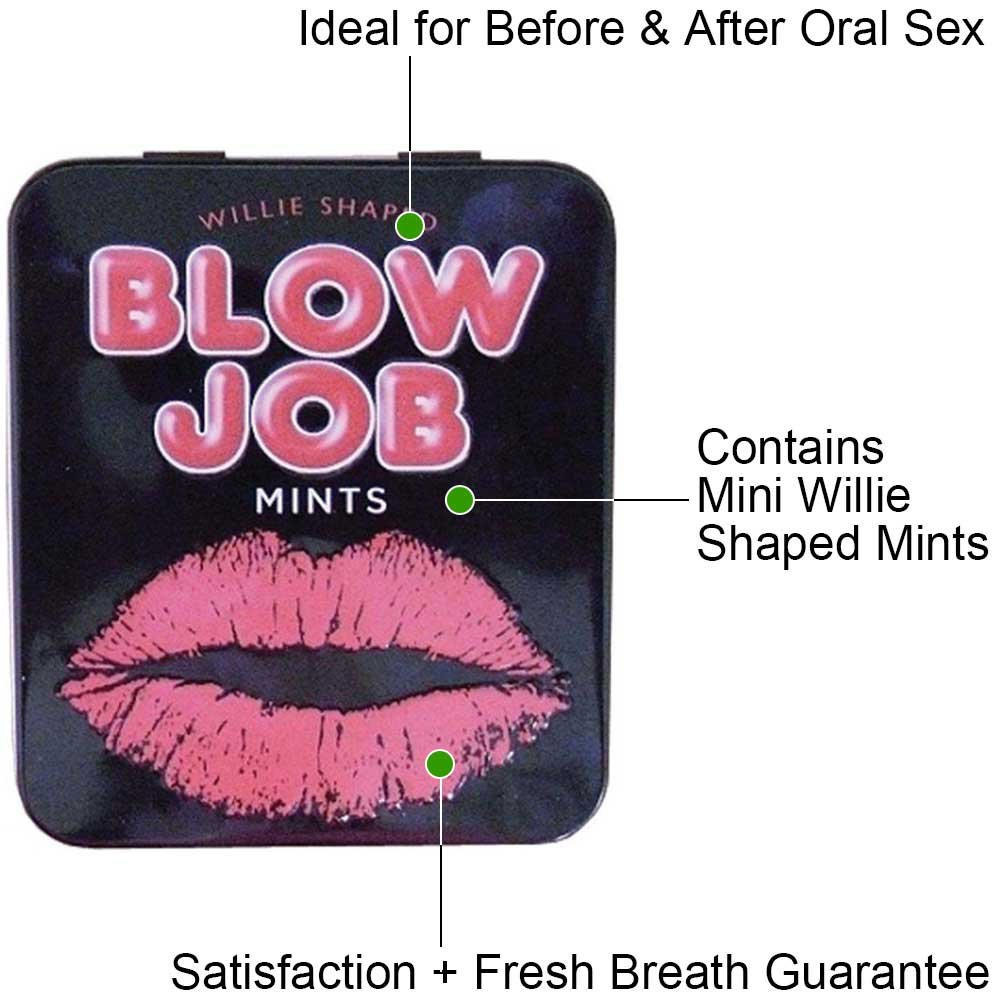 Blow Job Mints, 1.59 Oz