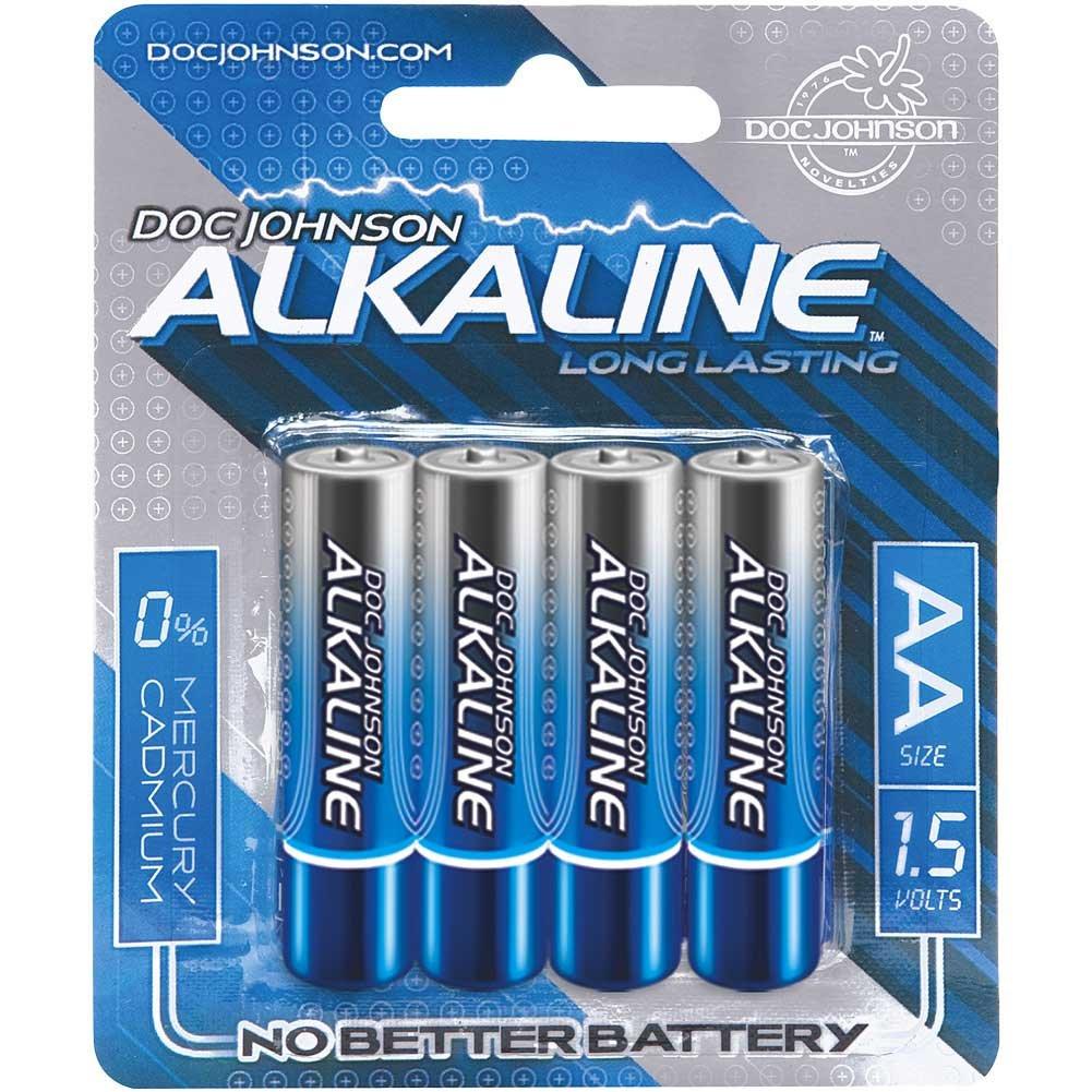 Doc Johnson Alkaline Batteries - AAA 4 Pack - Walmart.com
