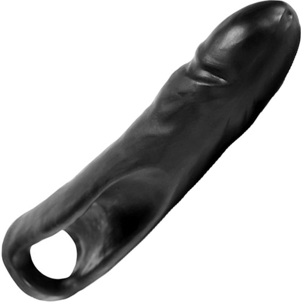 "OxBalls Double Penetrator Donkey Fucker, 11"", Black"