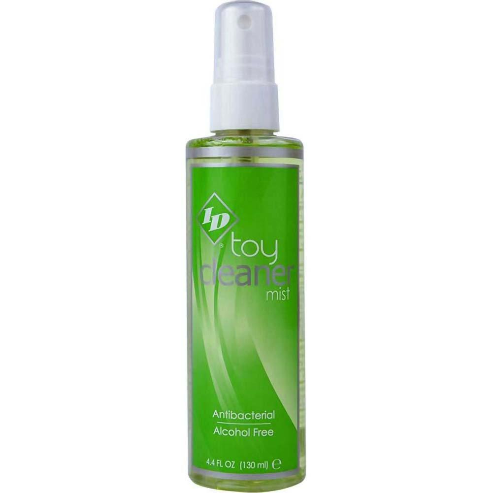 ID Lube Anti Bacterial Toy Cleaner Mist, 4.4 Fl.Oz (130 mL)