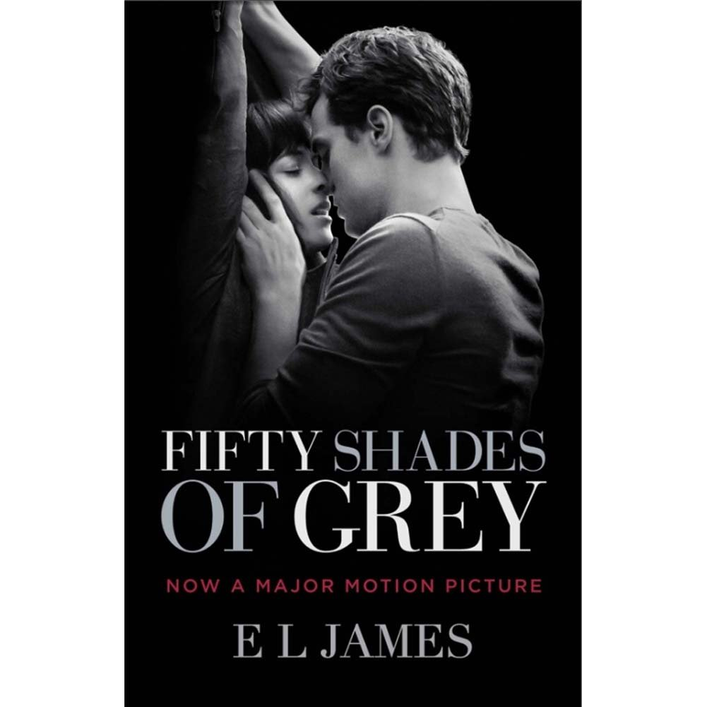 Fifty Shades of Grey Movie Tie In Edition NEW BOOK RELEASE