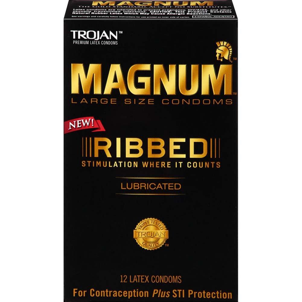 magnums oral Trojan sex for