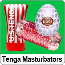 TENGA MASTURBATORS