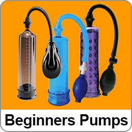BEGINNERS PENIS PUMPS