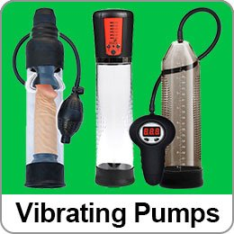 VIBRATING PENIS PUMPS