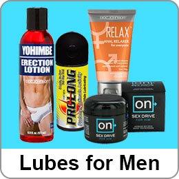 LUBRICANTS FOR MEN