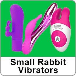 SMALL RABBIT VIBRATORS