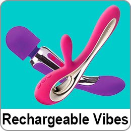 RECHARGEABLE VIBRATORS